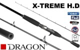 DRAGON X-TREME HD 140C CASTING BOT 1.98m 40-140g