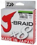 Fir impletit DAIWA J-BRAID CHARTREUSE 8 BRAID 150M 0, 18MM