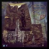 Hotspot Design - Short - pantaloni scurti - Carpfishing XXL-marime