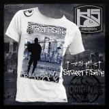 Hotspot Design - T-SHIRT  -STREET FISHING XXL-marime