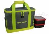Geanta frigorifica pentru momeala, Nevis Team cu 2 cutii(5282-400)
