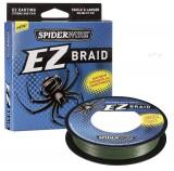 SPIDERWIRE EZ BRAID 0, 25MM 100M LO-VIS GREEN 15, 3KG
