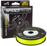 SPIDERWIRE DURA 4 GALBEN 150M 0,30MM-FIR IMPLETIT